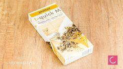 Filtry do herbaty rozmiar M 8x18,5cm bez chloru
