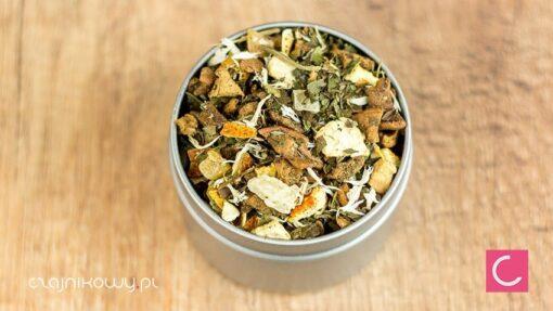 Herbata ziołowa detox tea oczyszczająca