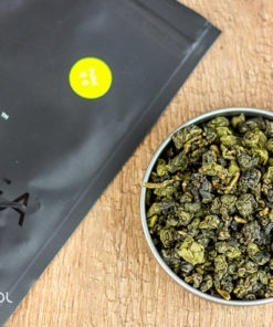 Herbata oolong Zealong z Nowej Zelandii organiczna