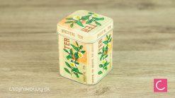 Puszka na herbatę zielona Oriental Tea 50g