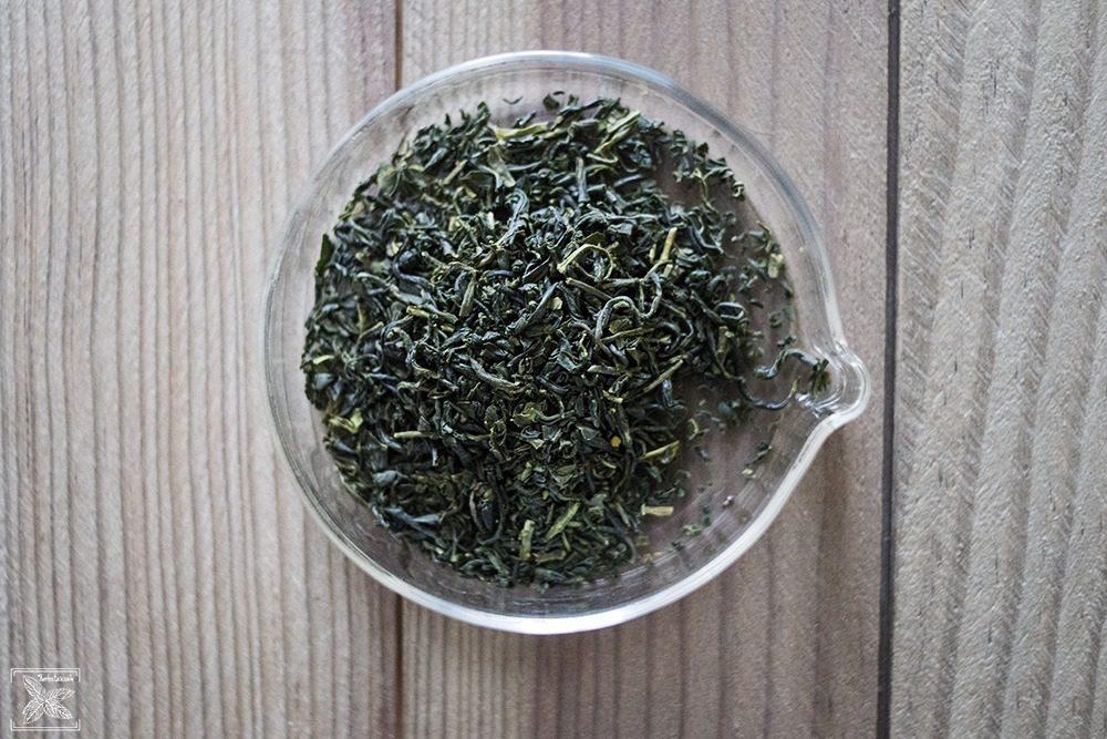 Zielona herbata Tamaryokucha japońska organiczna: susz