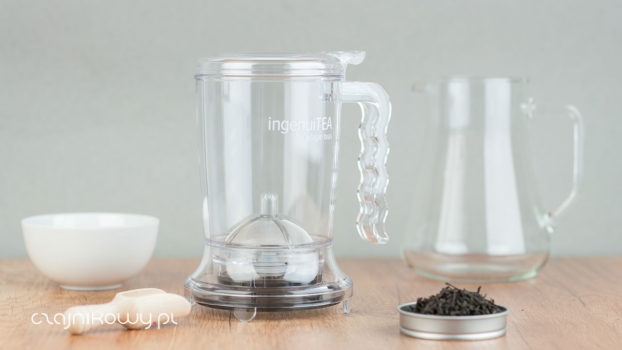 Degustator herbaty - analiza sensoryczna (część 1)