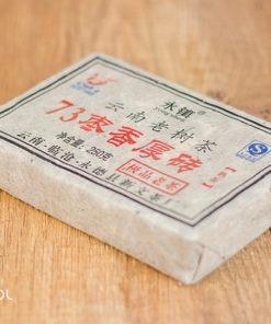 Herbata czerwona pu-erh Yong Zhen Zhuan Cha 2008 250g