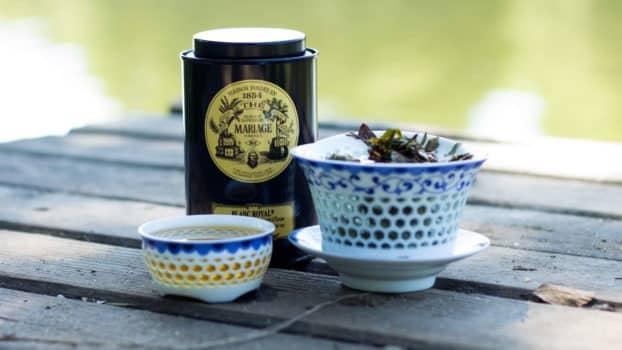 Herbata wyprodukowana w Szkocji