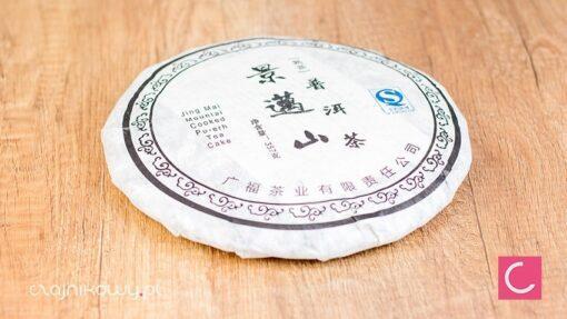Herbata czerwona Pu-erh Jing Mai Mountain 357g