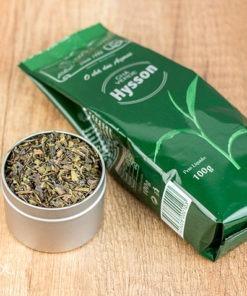 Herbata zielona azorska Gorreana 100g