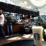 Test herbaty ze Starbucksa (Teavana)