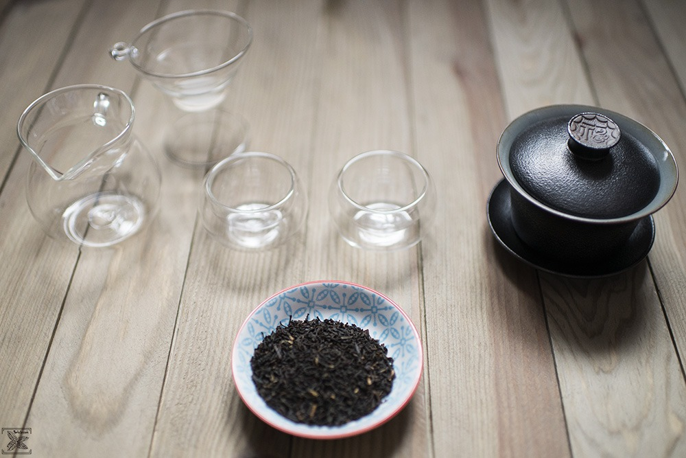 Czarna herbata z Kenii GFOP Milima: parzenie herbaty