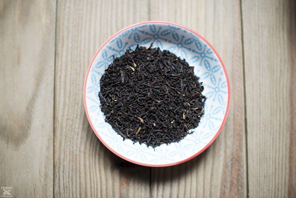 Czarna herbata z Kenii GFOP Milima: liście