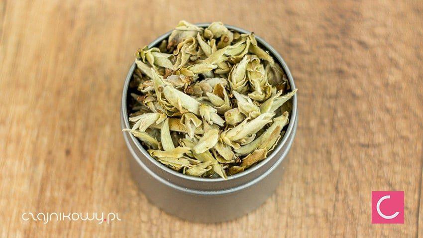 Herbata biała Yunnan Wild Tea Buds Ya Bao