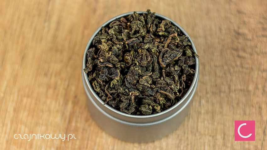 Herbata oolong Formosa Oolong