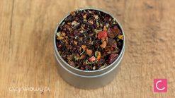 Herbata owocowa Malinowa organiczna organic