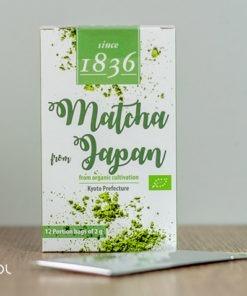 Herbata zielona Matcha japońska 2g organiczna