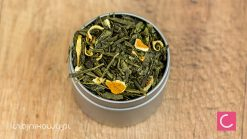 Herbata zielona Pomarańczowa Light naturalna