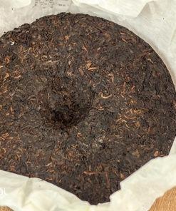 Herbata czerwona Pu-erh Man Nong Mountain 2013 357g