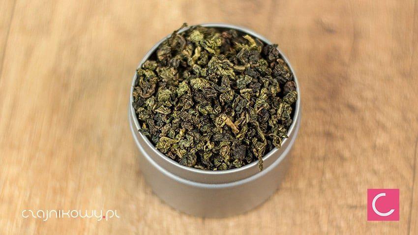 Herbata oolong Anxi Ti Kuan Yin Premium organiczna organic