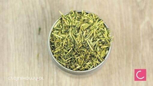 Herbata zielona Japan Kukicha organiczna organic