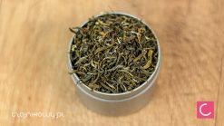 Herbata zielona Nepal Kanchanjangha TGFOP1 organiczna organic
