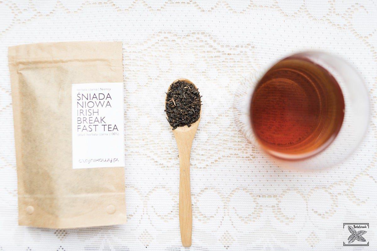 Irlandzka herbata śniadaniowa: Irish Breakfast Tea