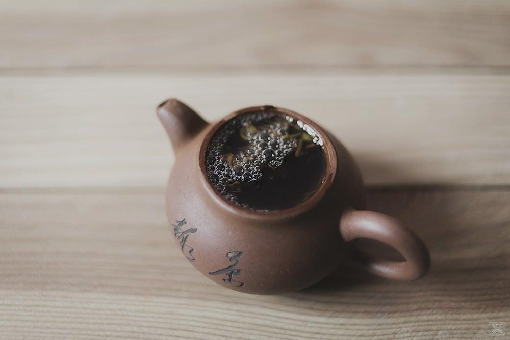 Herbata Liu Pan Shui Red Oolong: parzenie herbaty
