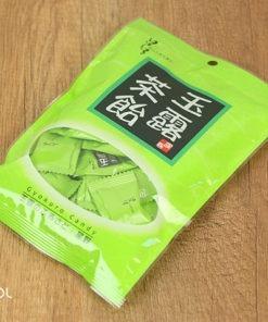 Cukierki o smaku zielonej herbaty Gyokuro opakowanie 100g