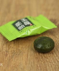 Cukierki o smaku zielonej herbaty Gyokuro