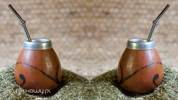 Przygotowanie yerba mate w tykwie - curado lub currado