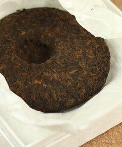 Herbata czerwona Pu-erh Black Yunnan organic fair trade 200g