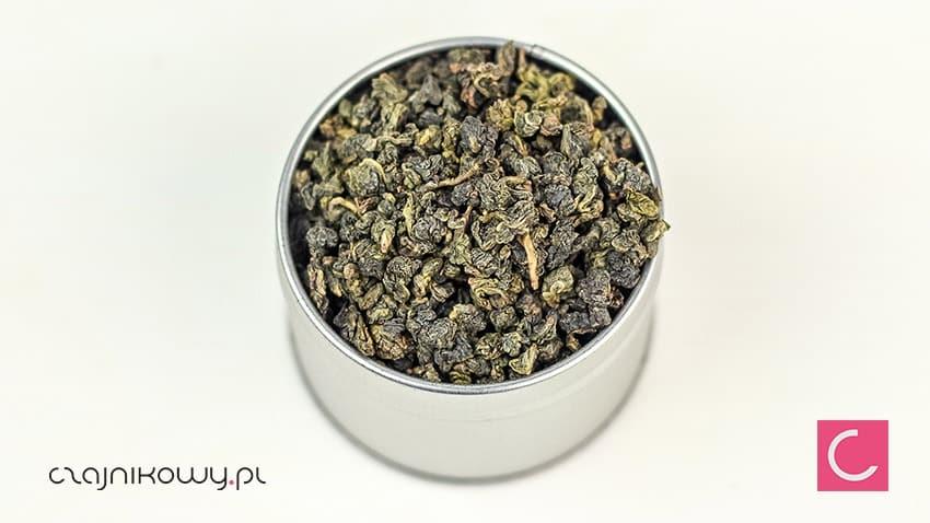 Herbata oolong Jin Xuan Nai Xiang
