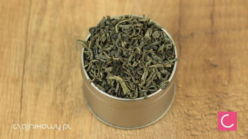 Herbata zielona Chun Mee organiczna