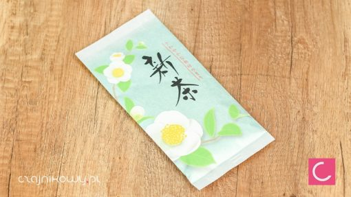 Herbata zielona Japan Shincha Nagoku 2017
