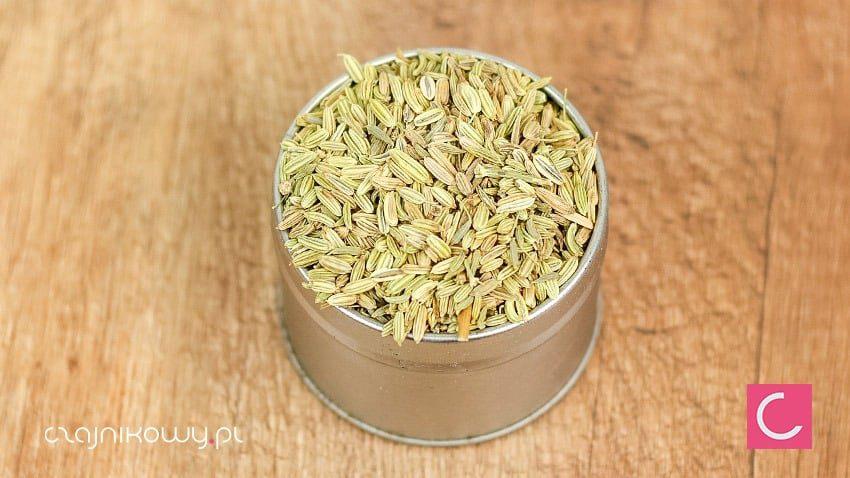Herbata ziołowa koper włoski 100g
