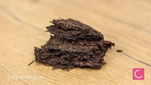 Herbata czerwona Pu-erh Man Nong Mountain 50g (kawałek)