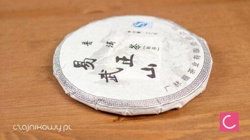Herbata czerwona Pu-erh Yi Wu Mountain Yunnan 357g