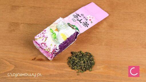 Herbata oolong z Tajwanu Jin Xuan 150g