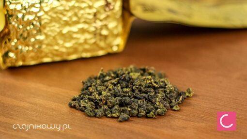 Herbata oolong z Tajwanu Shie Ji 150g