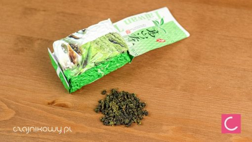 Herbata oolong z Tajwanu Tsui Yu 150g