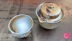 Hohin do herbaty 01 ceramika artysyczny