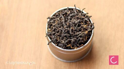 Herbata czarna formosa Honey Black miodowa