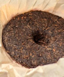 Herbata czerwona pu-erh Black 2012 357g