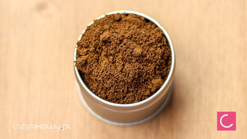 Kawa mielona z dodatkiem herbaty Matchy (10%) 250g organiczna