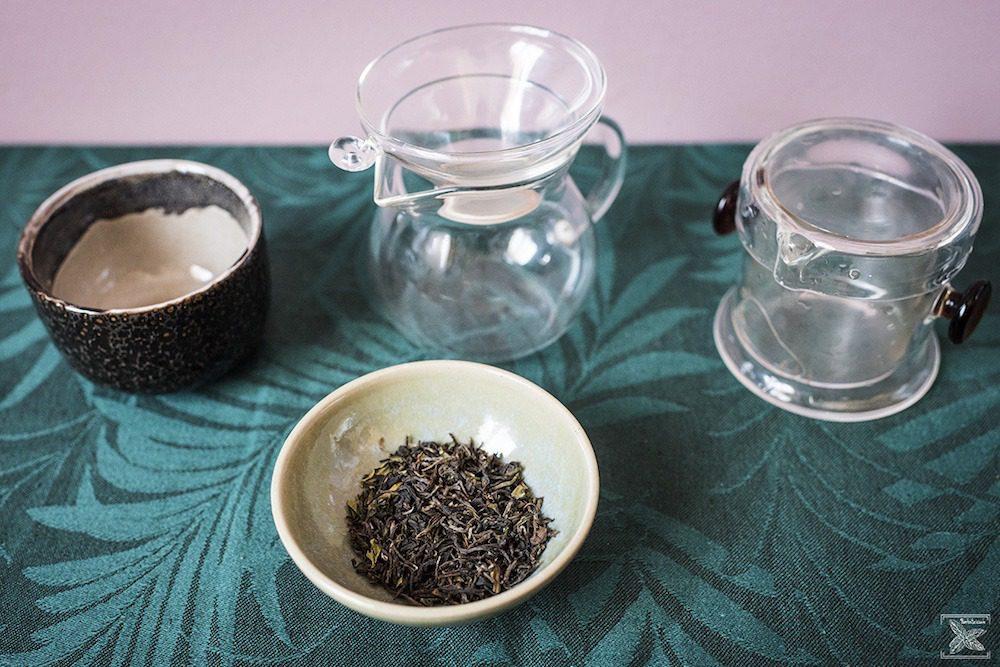 Herbata Darjeeling Steinthal przygotowanie parzenia