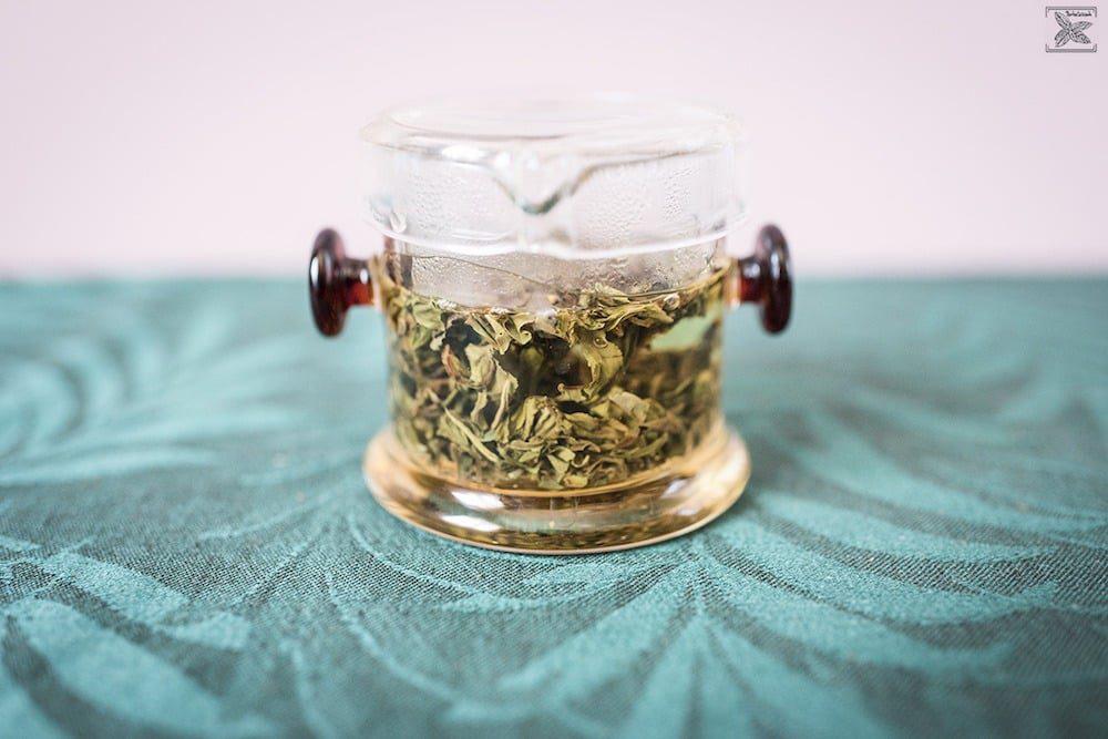 Darjeeling Steinthal trzecie parzenie czajniczek