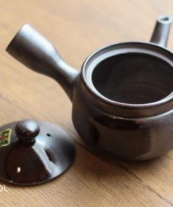 Japoński czajnik do herbaty Kyusu Fuji 260 ml