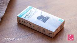 Filtry do herbaty rozmiar S 7,5x15,5cm bez chloru
