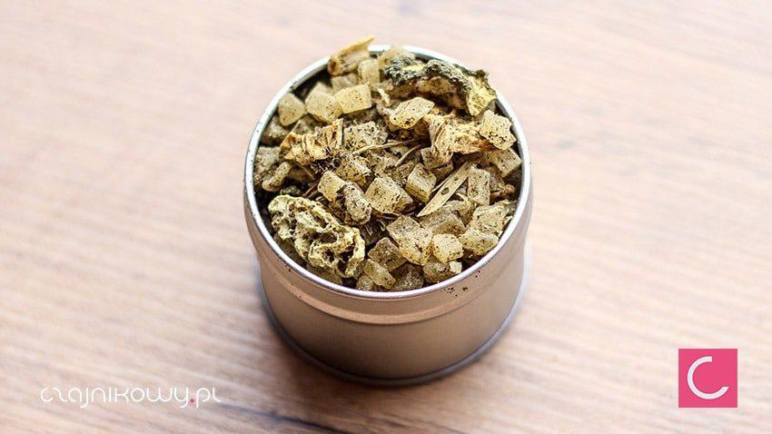 Herbata owocowa miętowo ananasowa