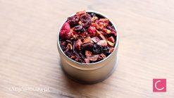 Herbata owocowa porzeczkowa jeżynowa