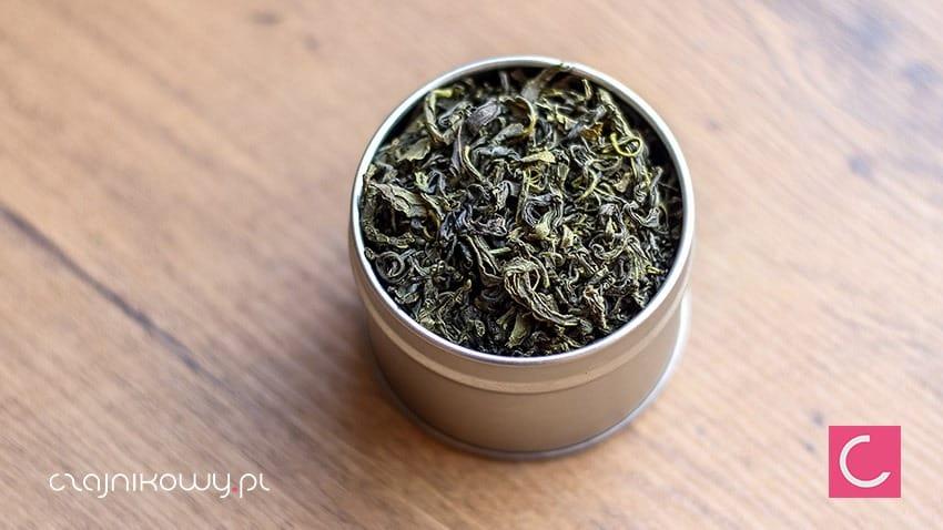 Herbata zielona koreańska Daejak