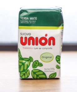 Yerba mate Union Suave 500g