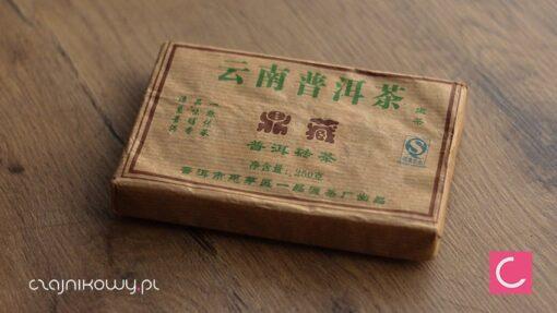 Herbata czerwona pu-erh Simao Zhuan Cha 2010 250g